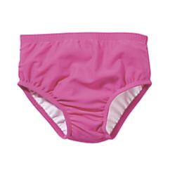 sun smarties hot pink swim diaper