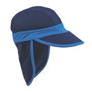 Sun Smarties Boy's Flap Hat