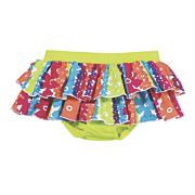 sun smarties rainbow swim skirt