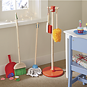 let s play house dust sweep and mop set by melissa and doug