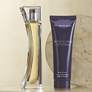 provocative woman 2 piece set by elizabeth arden