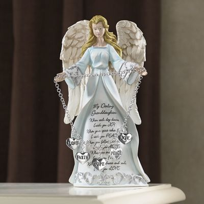 Angel Figurine & Charms