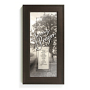 Serenity Prayer Framed Wall Art