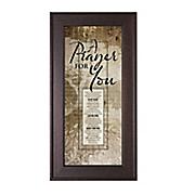 a prayer for you framed wall art