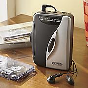 jensen cassette player w am fm radio