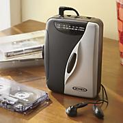 Jensen Cassette Player with AM/FM Radio