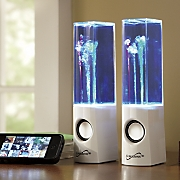 Supersonic Water Dancing Speakers