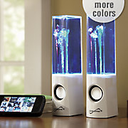 supersonic water dancing speakers
