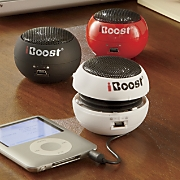 iboost sp222 mini portable wired speaker