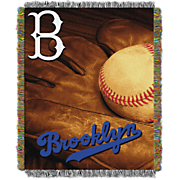 MLB Vintage Series Tapestry Throw