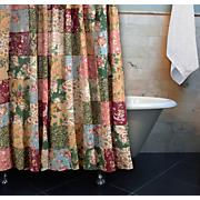 antique chic shower curtain