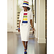 Jalena Jacket Dress and Hat