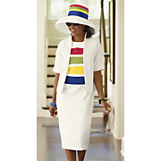 Jalena Jacket Dress and Hat