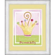 pers princess crown print