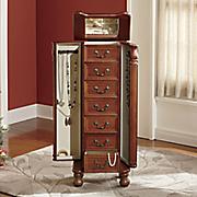lopez jewelry armoire