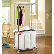Laundry Genie Sort-N-Hang Hamper