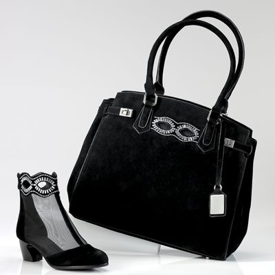 Brentwood Bag and Ankle Boot