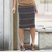 adobe falls pencil skirt