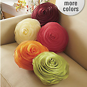 Petite Rose Decor Pillow