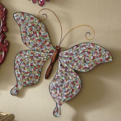 Glitter Art Butterflies
