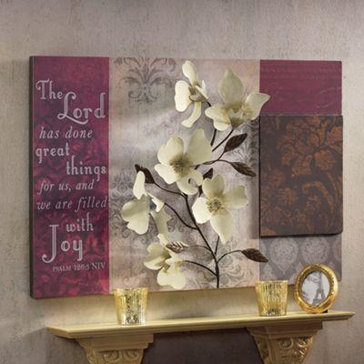 Psalm 126:3 Magnolia Art