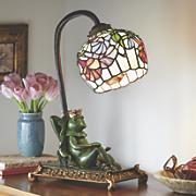 Frog Prince Lamp