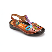 spring footwear bottlebrush shoe