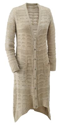Blithe Crocheted Cardigan
