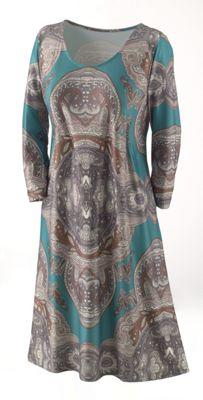 Isabella Medallion Dress