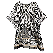global safari caftan top
