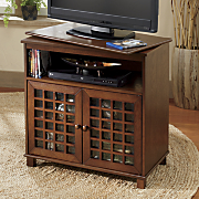 Tall Swivel TV Stand