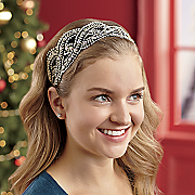 embellished headband 2pk