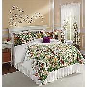 Botanical Comforter Set and Panel Pair