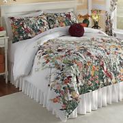 Botanical Comforter Set and Panel Pair