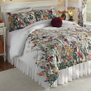 botanical comforter set