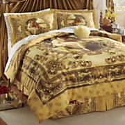 Eternal Love Comforter Set, Window Treatments & Shower Curtain