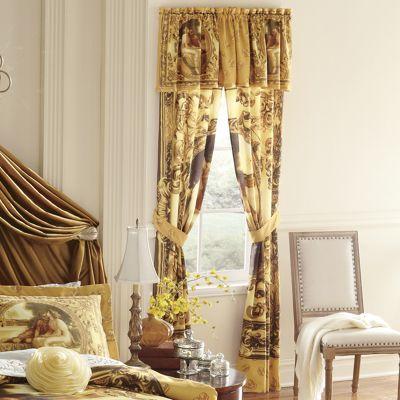Eternal Love Window Treatments