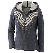 charro southwest embroidered hoodie