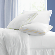 medium firm and extra firm density pillow pair