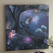 lighted fairyland art