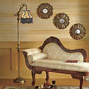 victorian sentiment floor lamp