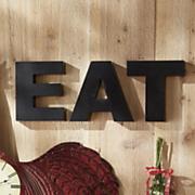 3 piece eat letters set