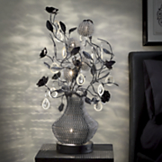 Gothica Floral Lamp