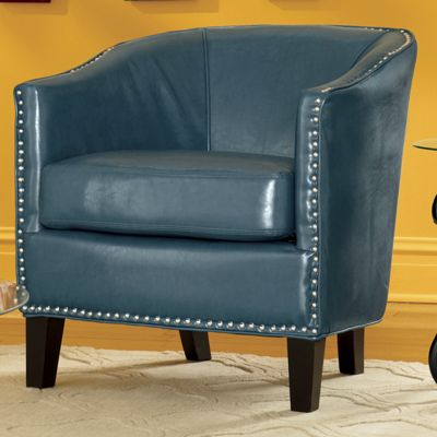 Freemont Nailhead Chair From Midnight Velvet 716844