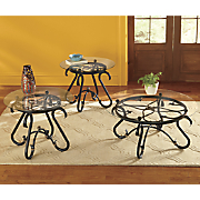 Set of 3 Chadford Tables