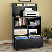 Efficiency Printer Stand with Storage
