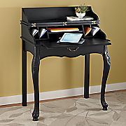 secretary table by montgomery ward