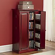 Paneled Media Storage Cabinet by Montgomery Ward®
