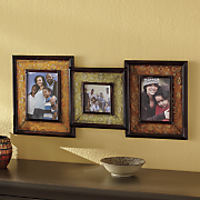 multi square photo frame