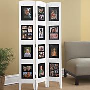 3-Panel Photo Screen